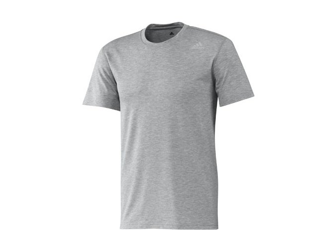 Adidas Prime TEE Grey (Barva Šedá, Velikost XL)