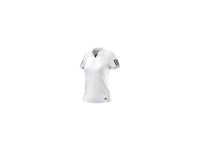 Adidas Response Traditional Polo (Barva Bílá, Velikost S)