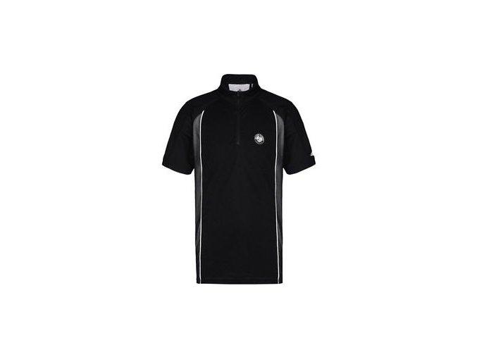 Adidas RGY3  1/2 ZIPTEE (Barva Černá, Velikost XL)