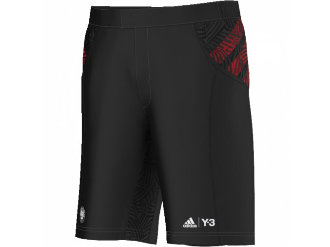 Adidas Roland Garros Y-3 Player (Barva Black, Velikost XL)