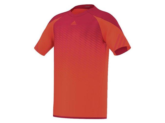 Adidas Adizero (Barva Červená, Velikost 164)