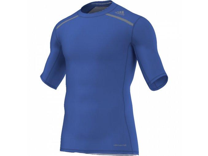 Adidas Techfit Chill (Barva Modrá, Velikost L)