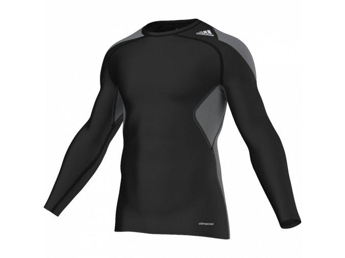 Adidas Techfit Powerweb (Barva Černá, Velikost S)