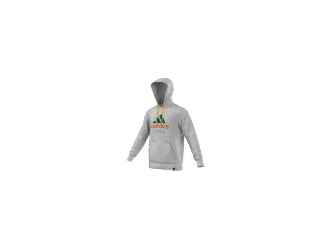 Adidas Tenis Sequentials Linear Hoody (Velikost L)
