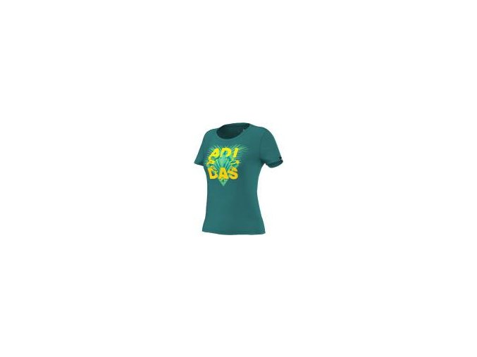 Adidas Wild Lineage, L (Barva Zelená, Velikost S)