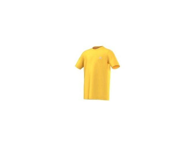 Adidas YB Prime TEE (Barva Žlutá, Velikost 164)