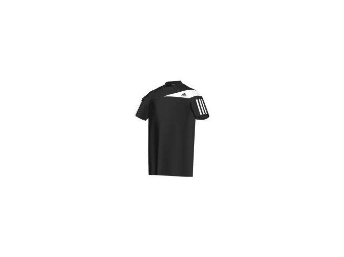 Adidas B Response Tee Black (Velikost 164)