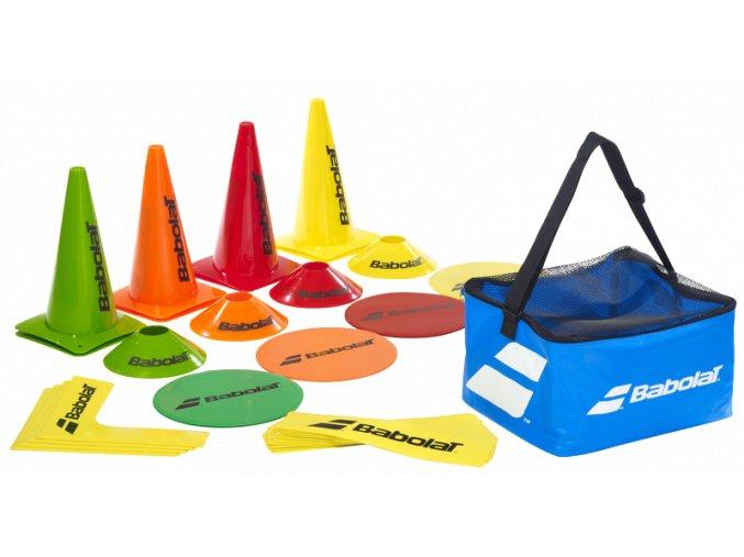 Babolat Mini Tennis Kit (Produkt Sada trenérských pomůcek)