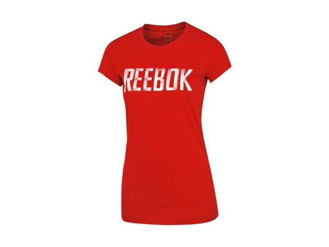 Reebok GR BAS RBK FIT (Barva Červená, Velikost XS)