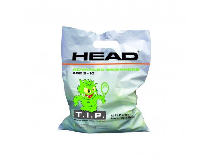 HEAD T.I.P. Green (Počet kusů v balení 72 ks)