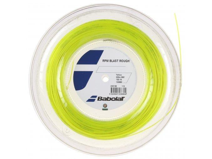 RPM Blast Rough - 200m (Barva Yellow, Tloušťka 1,35)