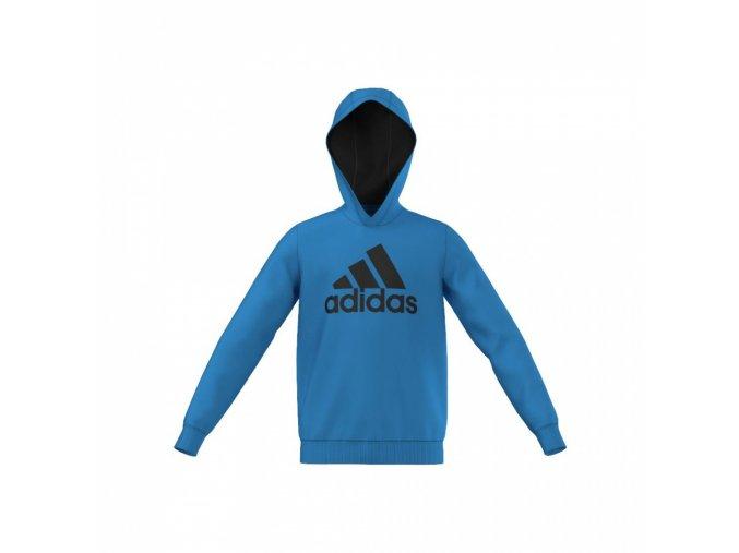 Adidas Essentials B Logo Hoodie (Velikost 152)