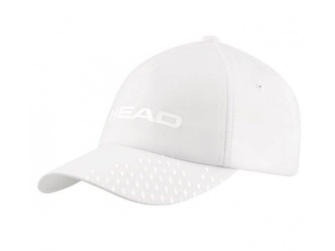 head performance cap white