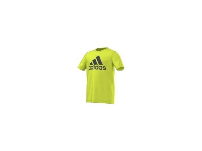 Adidas Essentials Logo Tee (Velikost 164)