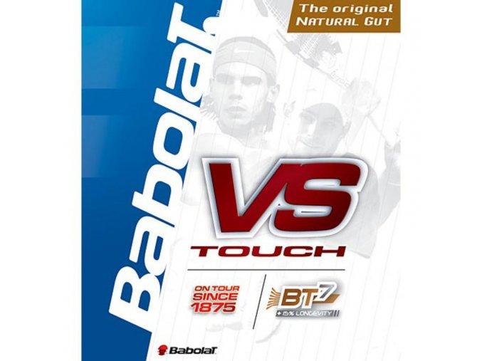 Babolat VS Touch - 6m (Barva Black, Tloušťka 1,3)