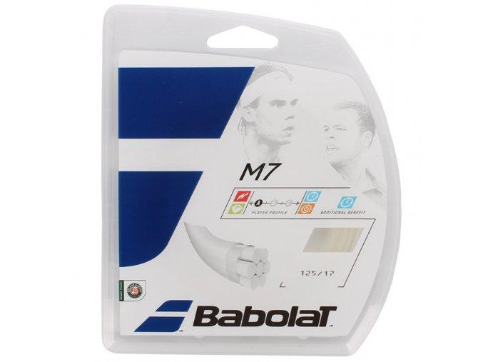 Babolat M7 - 12m (Barva Natural, Tloušťka 1,35)