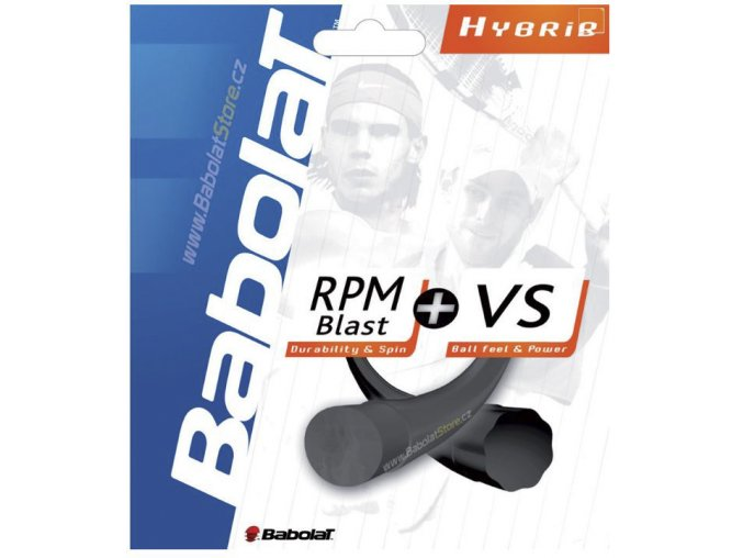 Babolat RPM Blast + VS (Barva Yellow, Tloušťka 1,30)