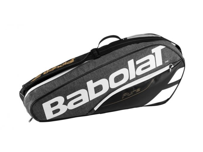 bab tasky racketholder X3 grey