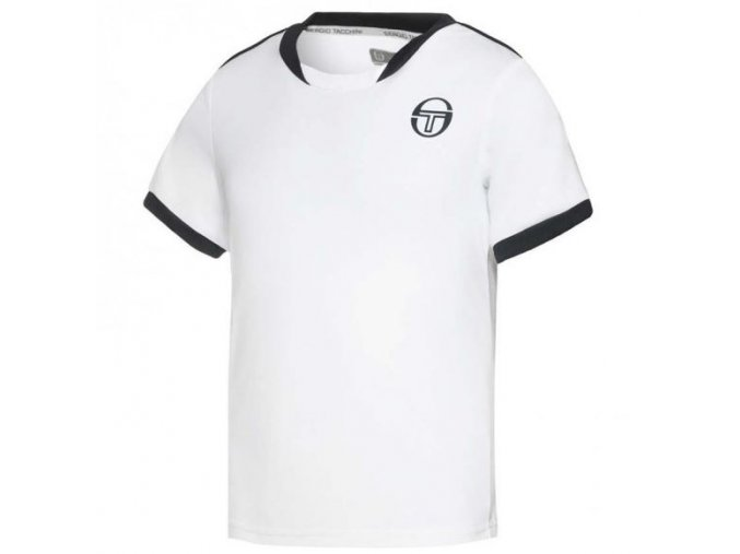 ST CLUB TECH T SHIRT white01
