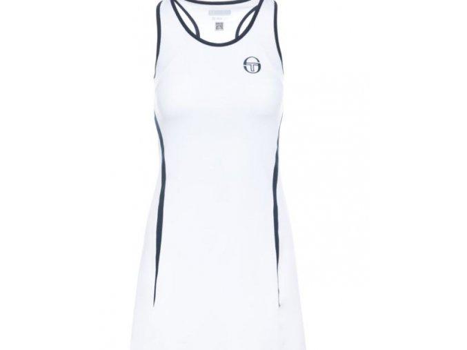 ST EVA DRESS white