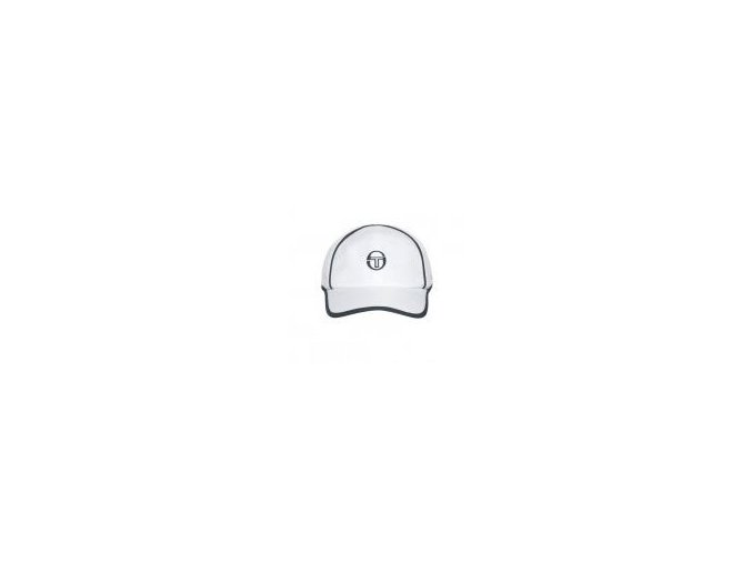 ST CLUB TECH jr CAP white
