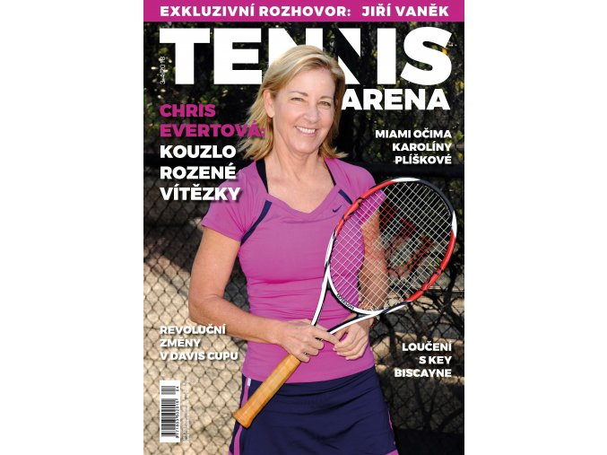 Tennis Arena 3-4/2018