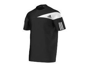 Adidas Response Tee (Barva Černá, Velikost S)
