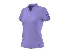 Adidas Response Traditional Polo Purple (Barva Fialová, Velikost S)