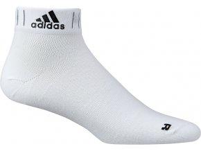 Adidas Running Light Ankle (Barva Bílá, Ponožky velikost 40-42)