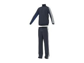 Adidas YB TS TIB KN OH (Barva Modrá, Velikost 164)