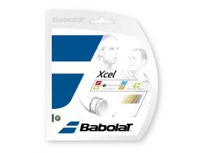 Babolat XCEL - 12m (Barva Natural, Tloušťka 1,35)