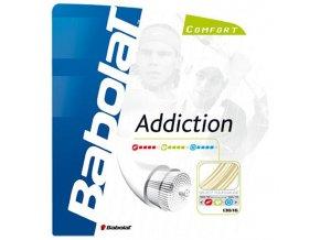 Babolat Addiction - 12m (Barva Natural, Tloušťka 1,35)
