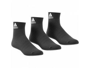 Adidas Ankle l3P (Barva Černá, Ponožky velikost 39-42)