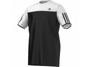 Adidas B Club Tee Black (Velikost 164)