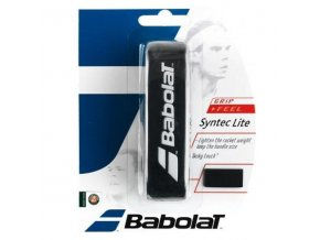 Babolat Syntec Lite (Barva Black, Tloušťka 1,9 mm)