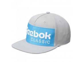 Reebok CL Foundation Cap (Barva Šedá, Velikost uni)