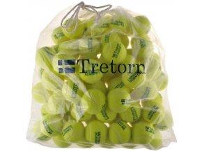 Tretorn Academy Green X72 (Počet kusů v balení 72 ks)