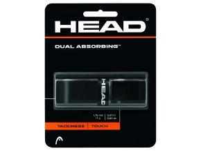 Head Dual Absorbing (Barva Black, Tloušťka 1,75 mm)