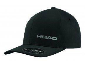 Delta Flexfit Cap (Barva Black, Velikost L/LX)