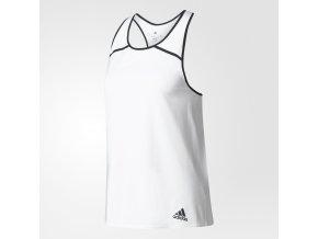 Adidas Club Tank White (Velikost XS)