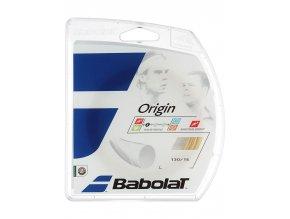 Babolat Origin - 12m (Barva Natural, Tloušťka 1,30)