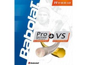 Babolat Pro Hurricane Tour + VS (Barva Yellow, Tloušťka 1,30)