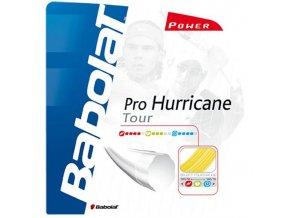 Babolat Pro Hurricane Tour - 12m (Barva Yellow, Tloušťka 1,30)