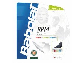 Babolat RPM Team - 12m (Barva Black, Tloušťka 1,30)