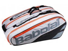 bab tasky racketholder X12 white