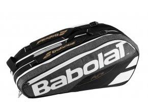 Babolat Racket Holder X9 (Barva Grey)