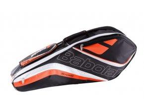 bab tasky racketholder X3 orange team