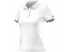 Adidas Polo Uncontrol Climachill W (Barva Bílá, Velikost M)