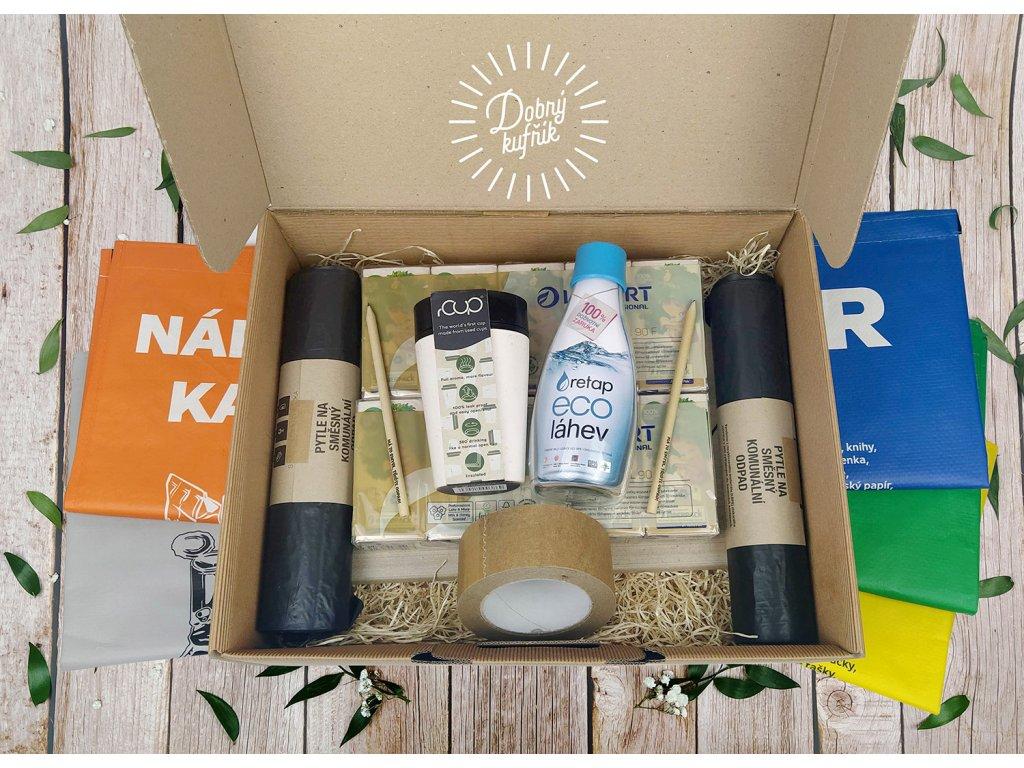 DOK EKO kufrik premium dekorace
