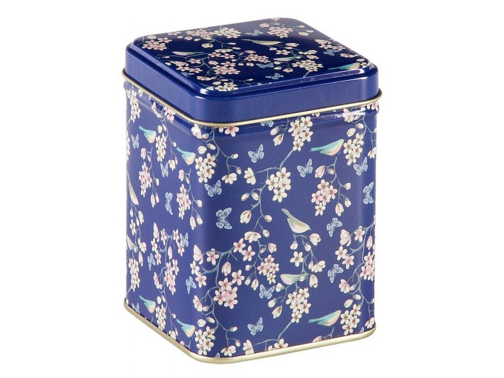 Nessie - plechová dóza 100 g, modrá